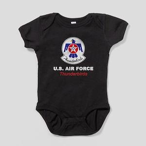 United States Air Force Thunderbirds Baby Bodysuit