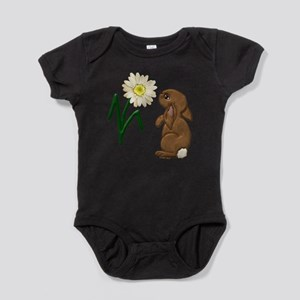 Spring Bunny Infant Bodysuit Body Suit