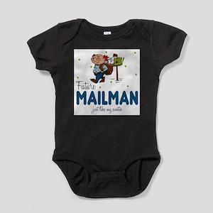 Future Mailman like Auntie Baby Infant Bodysuit Bo