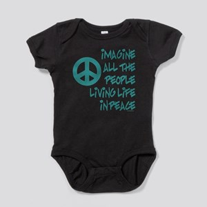 Imagine Peace Body Suit
