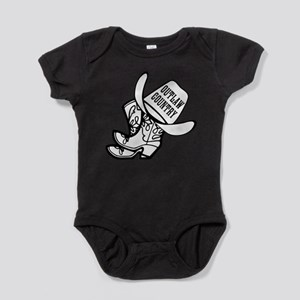 Outlaw Country Baby Bodysuit