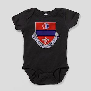 116th Field Artillery Regiment Baby Bodysuit