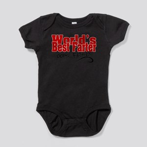 World's Best Farter (oops.. FATHER!) Baby Bodysuit