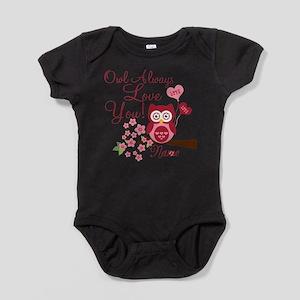 Owl Always Love You Baby Bodysuit