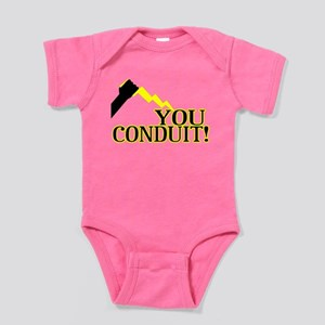 You Conduit Baby Bodysuit