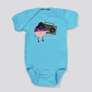 Turnip The Volume Onesie