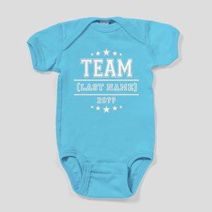 Team Family Baby Bodysuit