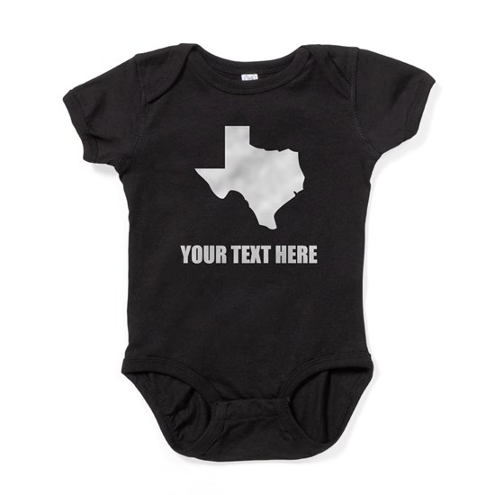 Custom Texas Silhouette