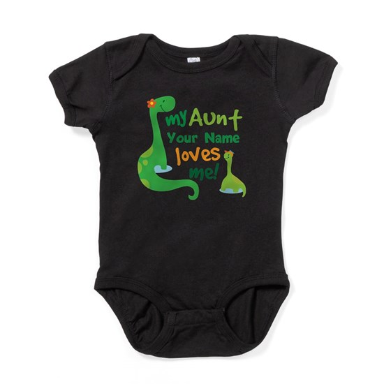 Personalized My Aunt Loves Me Dinosaur