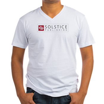Solstice Logo 2 Men's V-Neck T-Shirt