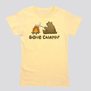 GoneCampin Girl's Tee