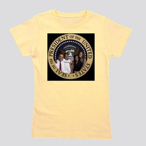 First Family Girl's Tee