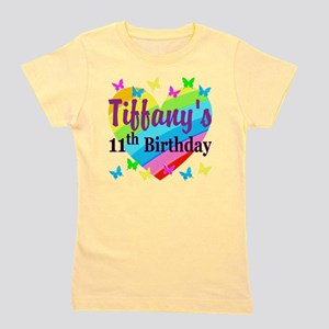 PERSONALIZED 11TH Girl's Tee