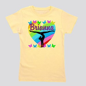 PERSONALIZE GYMNAST Girl's Tee