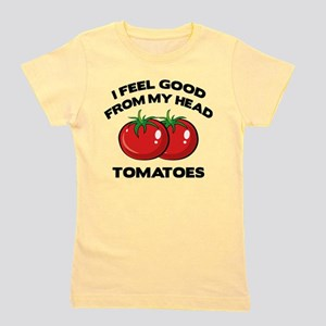 FeelGoodTomatoes1A Girl's Tee