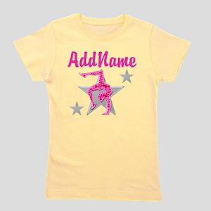 eab7c79e5edb Gymnast On Beam T-Shirts - CafePress