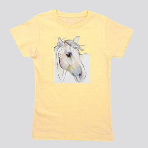 White Horse Eyes Girl's Tee