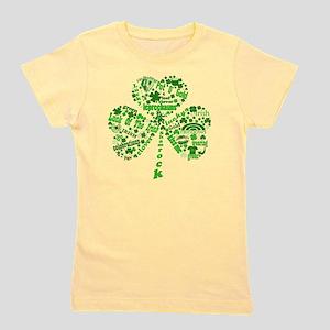 4cbfc8e6a Shamrock Kids T-Shirts - CafePress