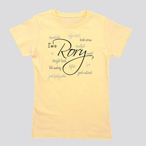 im a rory Girl's Tee