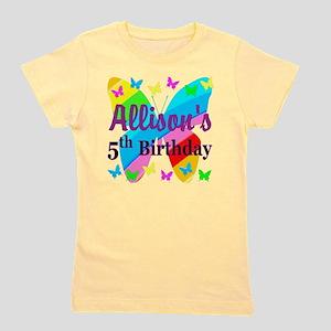 8ba53283 5 Year Old Birthday T-Shirts - CafePress