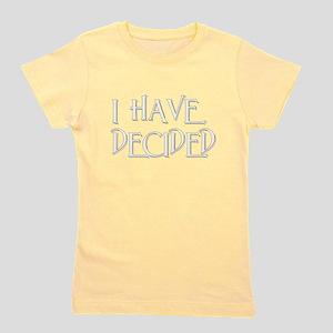 Decided BTC Women's Dark T-Shirt