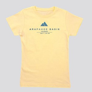 Arapahoe Basin Ski Resort Colorado Girl's Tee