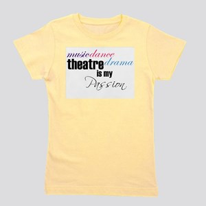theatrepassion1 Girl's Tee