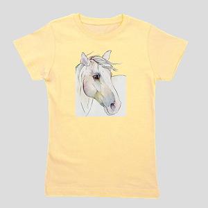 White Horse Eyes Girl's Tee