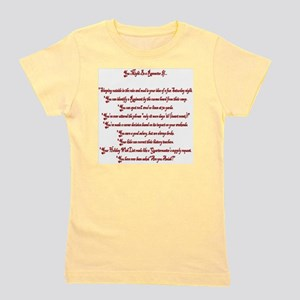 You Might Be a Reenactor If... Girl's Tee