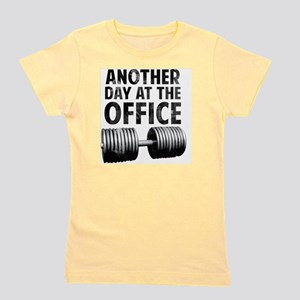 another-day-in-the-office Girl's Tee