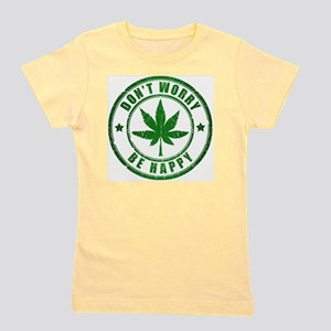 dontworry Girl's Tee
