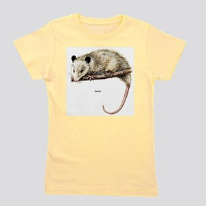 Opossum Possum Ash Grey T-Shirt