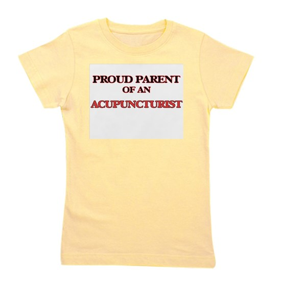 Proud Parent of a Acupuncturist