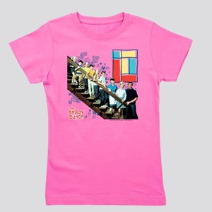 The Brady Bunch: Staircase Image Girl's Tee