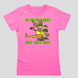 wallabiesshrt.png Girl's Tee