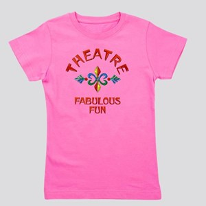 Theatre Fabulous Fun Girl's Tee