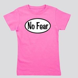 No Fear Oval Girl's Tee