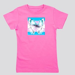 transgender butterfly of transition Girl's Tee