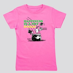 Happiness is a Pot o' Gold Girl's Tee