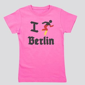 I-Run-berlin-2 Girl's Tee