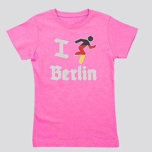 I-Run-Berlin-1 Girl's Tee