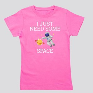 I Need Some Space Girl's Tee