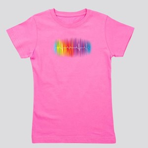 Gay Pride Pulse T-Shirt