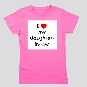 lovemydil Girl's Tee