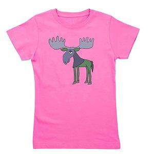 a3bad1c0 Moose Puns Funny Animals Kids T-Shirts - CafePress