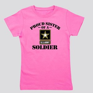 d14a7916 Army Sister T-Shirts - CafePress