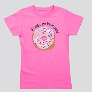 02c8a8ef3 Sprinkles Are For Winners T-Shirt