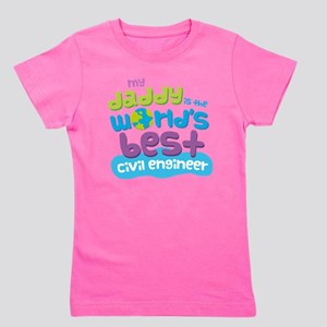 Civil Engineer Gifts for Kids T-Shirt