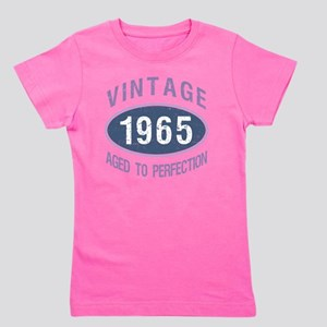 1965 Aged To Perfection Girl's Tee