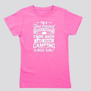 5909f305c Camping Kids T-Shirts - CafePress